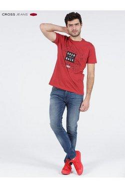 Oferty Cross Jeans na ulotce Cross Jeans ( Ponad miesiąc)