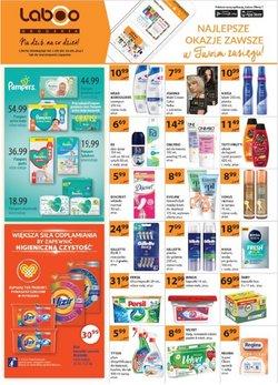 Oferty Perfumy i kosmetyki na ulotce Drogerie Laboo ( Ważny 11 dni)