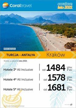 Oferty Podróże w Coraltravel w Kraków ( Ponad miesiąc )
