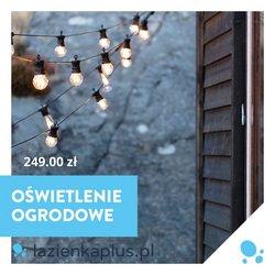 Oferty Budownictwo i ogród na ulotce Łazienkaplus.pl ( Ważny 4 dni)