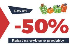 Oferty Łazienkaplus.pl na ulotce Rzeszów