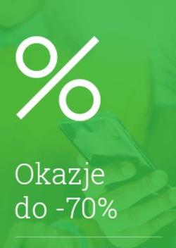 Oferty allegro.pl na ulotce Kraków