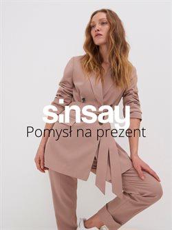 Gazetka sinsay ( Ponad miesiąc )