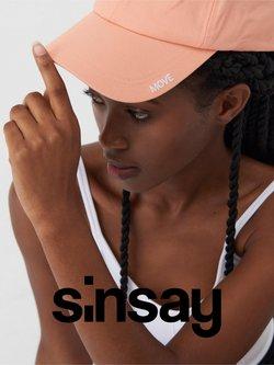 Oferty Sinsay na ulotce sinsay ( Ważny 30 dni)