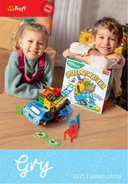 Oferty Dzieci i zabawki na ulotce TREFL ( Ponad miesiąc)