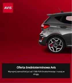 Oferty Avis na ulotce Avis ( Ważny 3 dni)