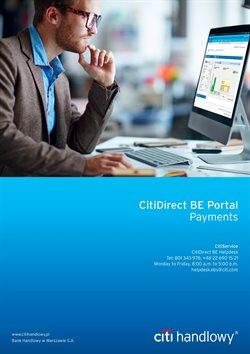 Oferty Banki i ubezpieczenia w Citibank ( Ponad miesiąc )