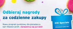 Oferty Citibank na ulotce Wrocław
