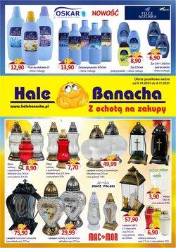 Oferty Hale Banacha na ulotce Hale Banacha ( Ważny 11 dni)