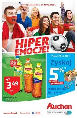 Oferty Auchan na ulotce Auchan ( Wygasa jutro)