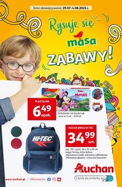 Oferty Auchan na ulotce Auchan ( Wygasłe)