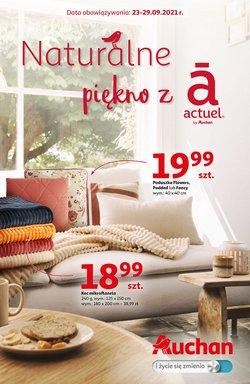 Oferty Auchan na ulotce Auchan ( Ważny 2 dni)