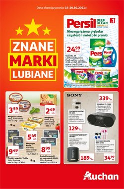 Oferty Auchan na ulotce Auchan ( Ważny 3 dni)