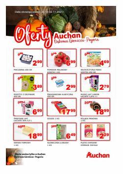 Oferty Supermarkety na ulotce Auchan ( Wydany dzisiaj)