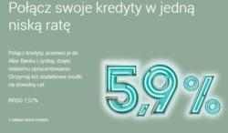 Oferty Alior Bank na ulotce Warszawa