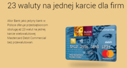 Oferty Alior Bank na ulotce Żory