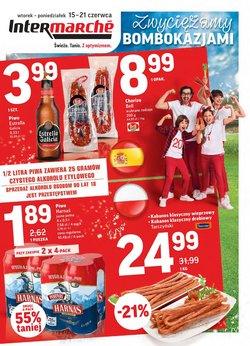 Oferty Supermarkety na ulotce Intermarche ( Ważny 2 dni)