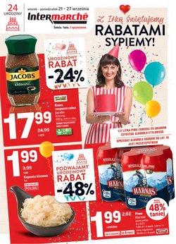 Oferty Supermarkety na ulotce Intermarche ( Wygasa dzisiaj)