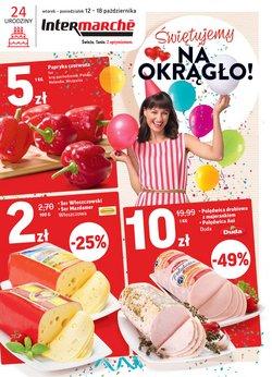 Oferty Supermarkety na ulotce Intermarche ( Wygasa jutro)