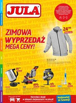 Gazetka Jula w Poznań ( Wygasle )