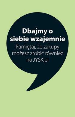 Oferty Dom i meble na ulotce JYSK ( Wygasa dzisiaj)