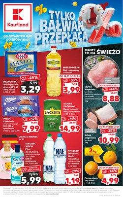Oferty Supermarkety w Kaufland ( Wygasa dzisiaj )