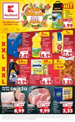 Oferty Supermarkety w Kaufland ( Ważny 2 dni )