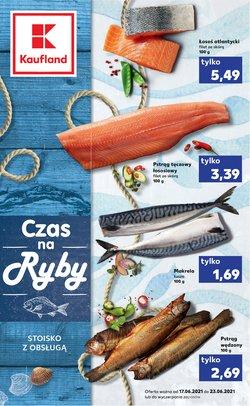 Oferty Supermarkety na ulotce Kaufland ( Ważny 4 dni)