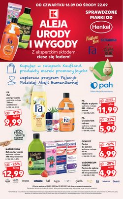 Oferty Supermarkety na ulotce Kaufland ( Ważny 2 dni)