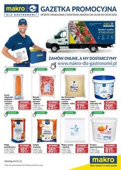 Oferty Supermarkety na ulotce Makro ( Wygasa dzisiaj)