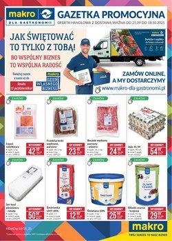Oferty Makro na ulotce Makro ( Wygasa dzisiaj)