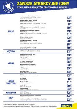 Oferty Makro na ulotce Makro ( Wydany dzisiaj)