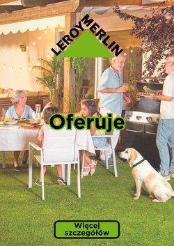 Oferty Leroy Merlin na ulotce Leroy Merlin ( Ważny 15 dni)