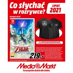 Oferty Elektronika i AGD na ulotce Media Markt ( Ważny 3 dni)