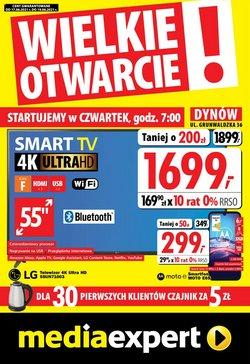 Oferty Elektronika i AGD na ulotce Media Expert ( Wygasa dzisiaj)