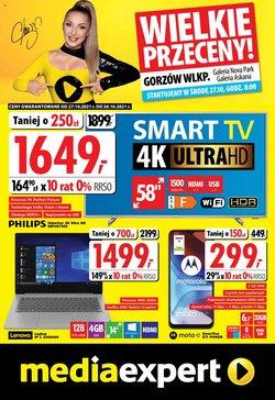 Oferty Elektronika i AGD na ulotce Media Expert ( Wydany dzisiaj)