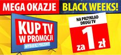 Oferty Media Expert na ulotce Warszawa
