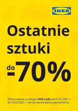 Gazetka IKEA ( Wygasa jutro )