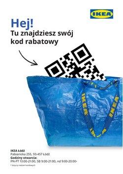 Oferty Dom i meble na ulotce IKEA ( Ważny 5 dni)