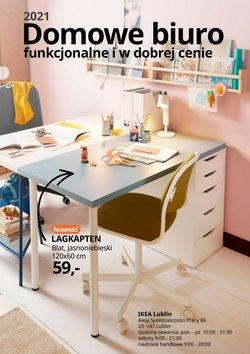 Oferty Dom i meble na ulotce IKEA ( Ważny 6 dni)