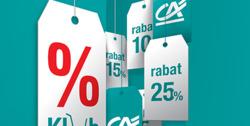 Banki i ubezpieczenia oferty w katalogu Credit Agricole Bank Polska w Rybnik