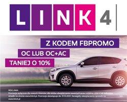 Oferty Samochody, motory i części samochodowe na ulotce Link4 ( Ponad miesiąc)