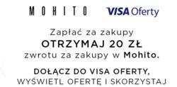 Oferty Mohito na ulotce Katowice