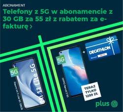 Oferty Elektronika i AGD na ulotce Plus GSM ( Ważny 4 dni)