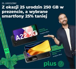 Oferty Plus GSM na ulotce Plus GSM ( Ważny 4 dni)
