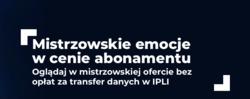 Oferty Plus GSM na ulotce Warszawa