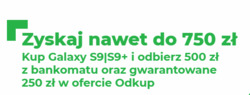 Oferty Plus GSM na ulotce Kraków