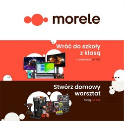 Oferty Elektronika i AGD na ulotce Morele.net ( Ważny 4 dni)