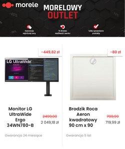 Oferty Elektronika i AGD na ulotce Morele.net ( Ponad miesiąc)