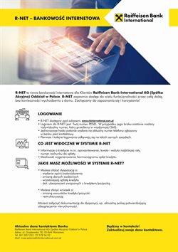 Oferty Banki i ubezpieczenia w Raiffeisen Polbank w Otwock ( Ponad miesiąc )